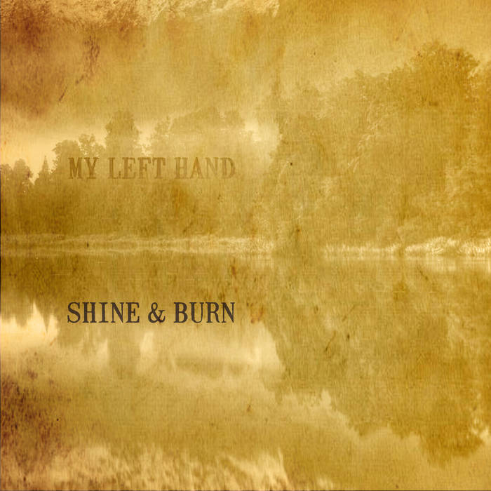 Shine & Burn cover art