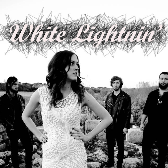 White Lightnin' cover art