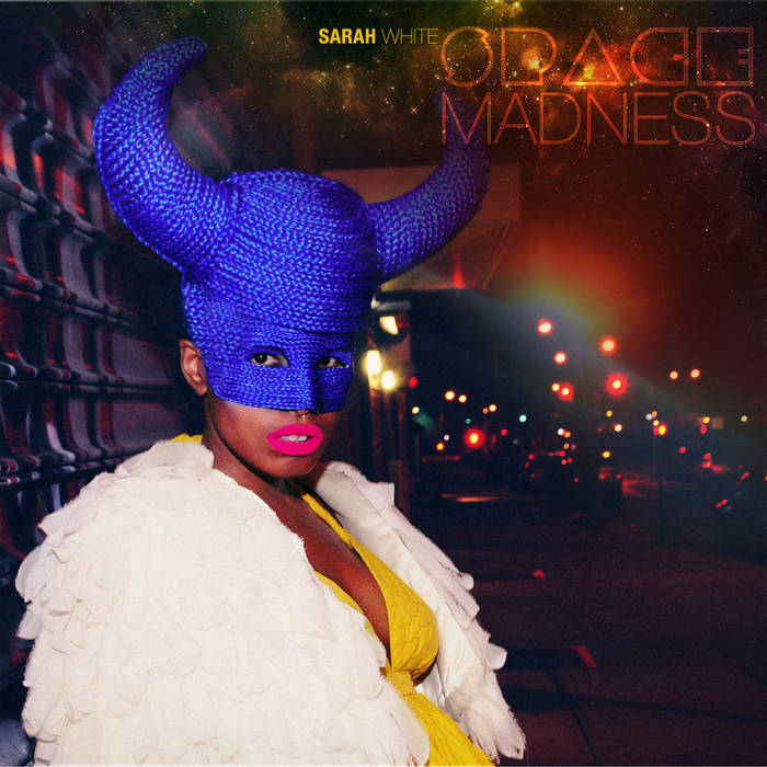 Space Madness cover art