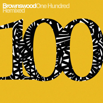 Brownswood One Hundred Remixed cover art