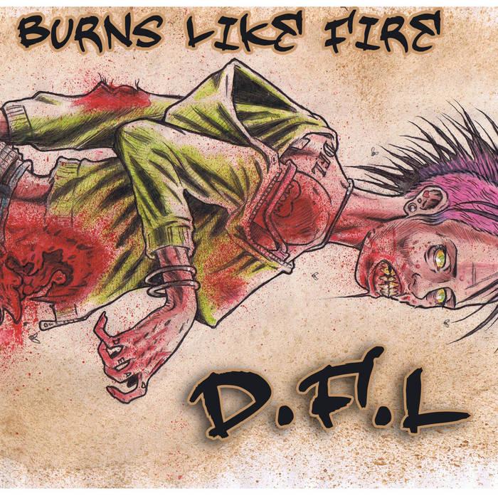DFL cover art