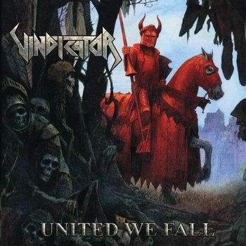 Vindicator - United We Fall cover art