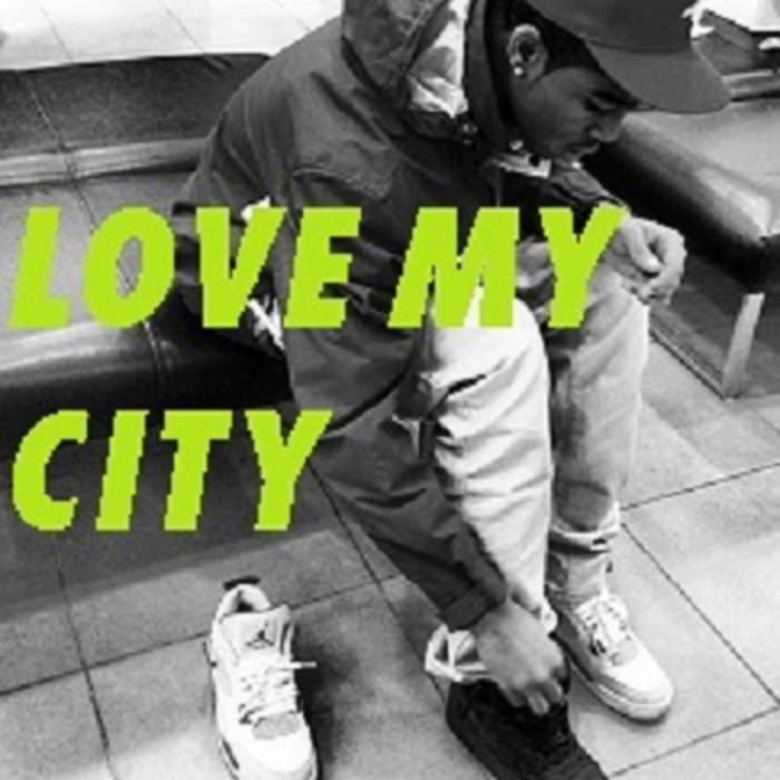 Love My City cover art