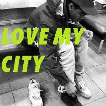 Love My City cover art