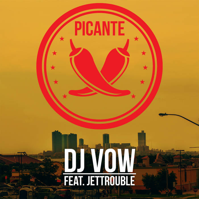 Picante Feat. Jettrouble cover art