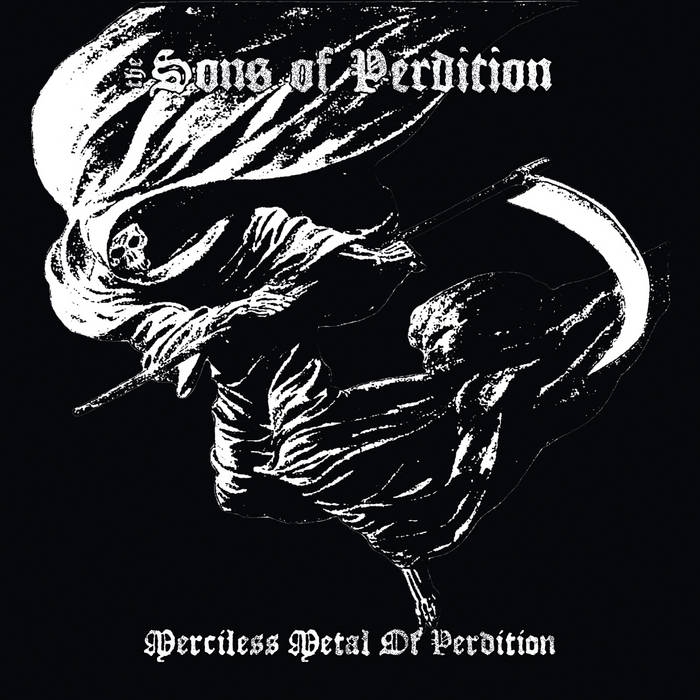 Merciless Metal of Perdition cover art