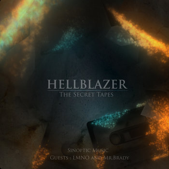 Hellblazer - The Secret Tapes LP cover art