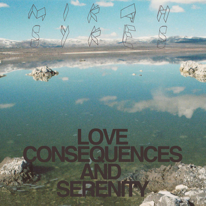Love, Consequences, and Serenity cover art