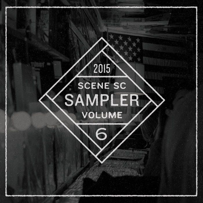 2015 SceneSC Sampler cover art