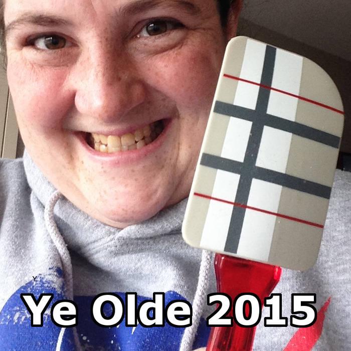 Ye Olde 2015 cover art