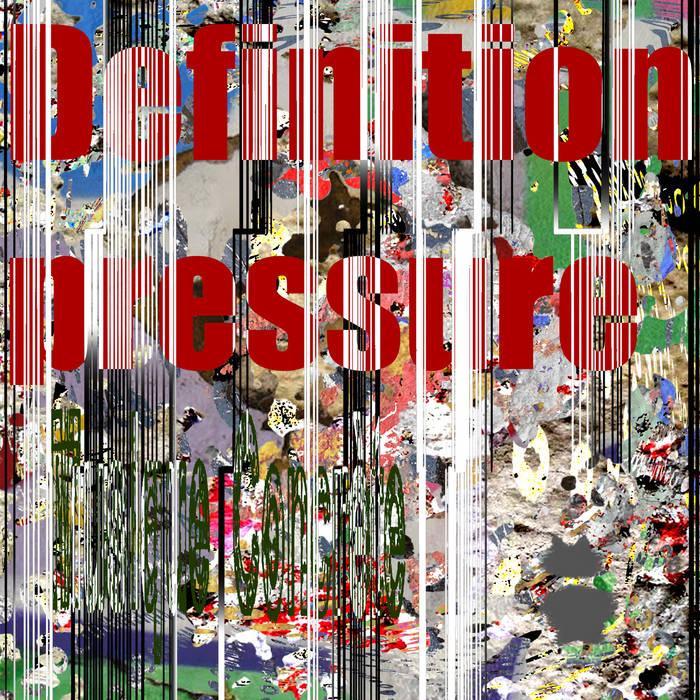IFAR Musique Concrète Definition pressure compilation cover art