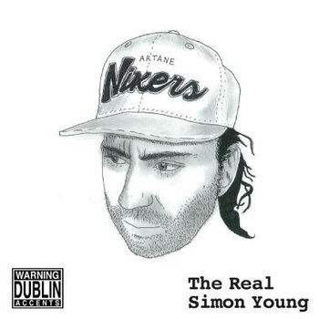 The Real Simon Young cover art