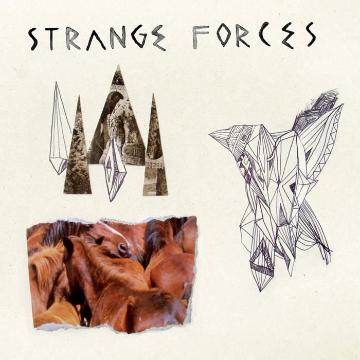 Strange Forces cover art