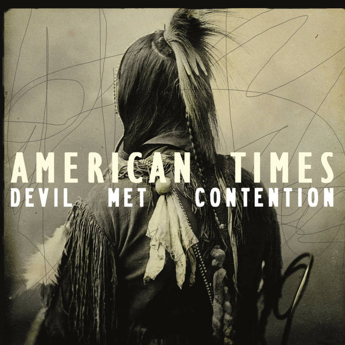American Times EP cover art