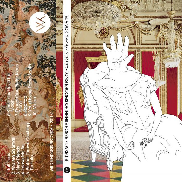 Stranger Tapes #2. Long Brooms Of Infinite Horse cover art