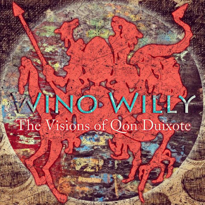 The Visions of Qon Duixote cover art