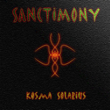 SANCTIMONY cover art