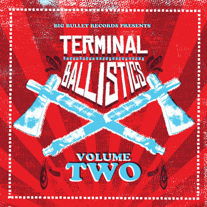 TERMINAL BALLISTICS Vol. 2 cover art