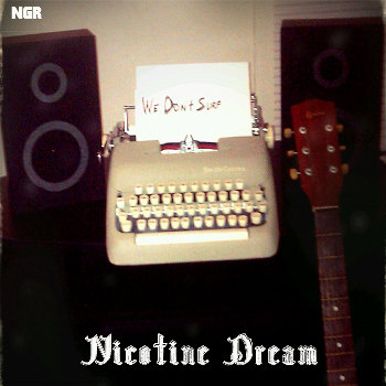 Nicotine Dream EP cover art