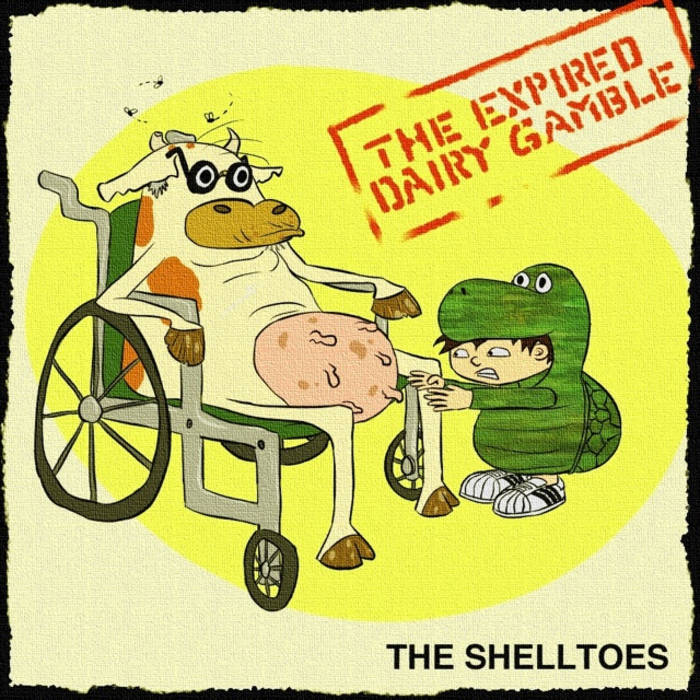 The Expired Dairy Gamble cover art