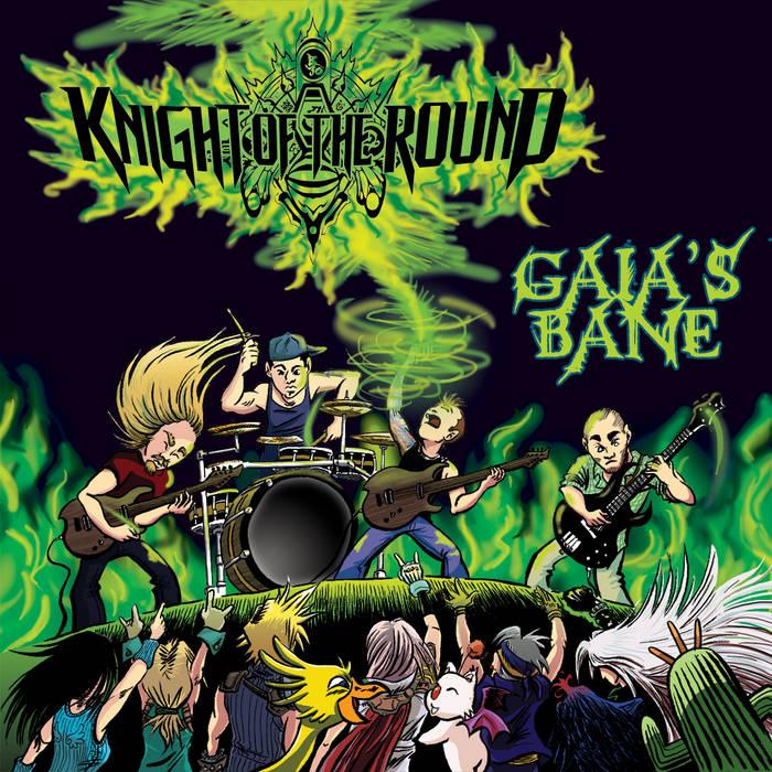 Gaia's Bane cover art