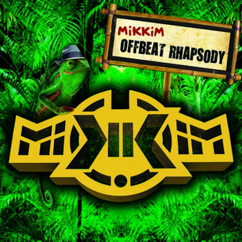 Offbeat Rhapsody cover art