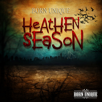 HEATHEN SEASON cover art