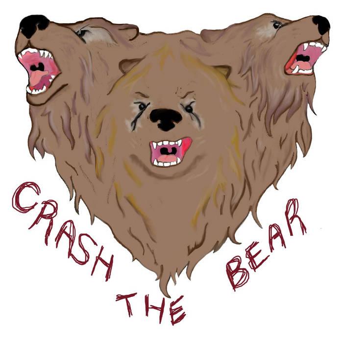 Crash The Bear - EP cover art
