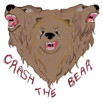 Crash The Bear - EP cover art