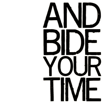 AFGHANISTAN: AND BIDE YOUR TIME (EP) cover art