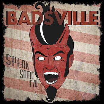 Speak Some Evil EP cover art