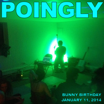 Bunny Birthday (Live, 1/11/14) cover art