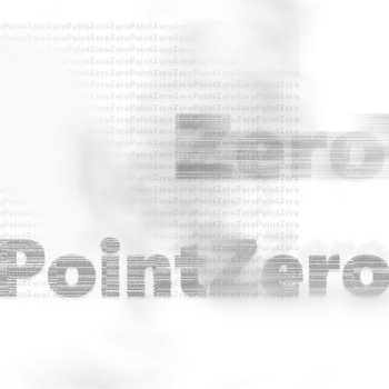 Zero Point Zero EP cover art