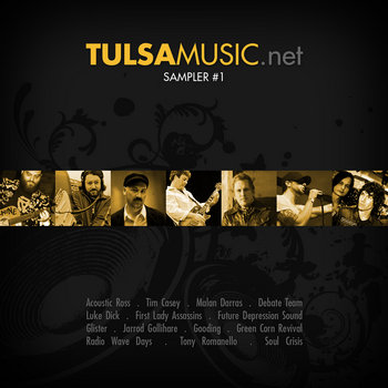 TULSAMUSIC.net SAMPLER #1 cover art