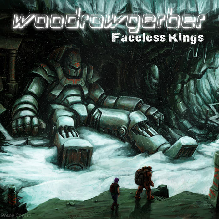 Faceless Kings cover art