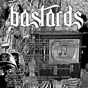 Bastards 2009 Demo cover art