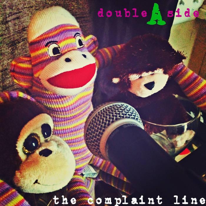 doubleAside cover art