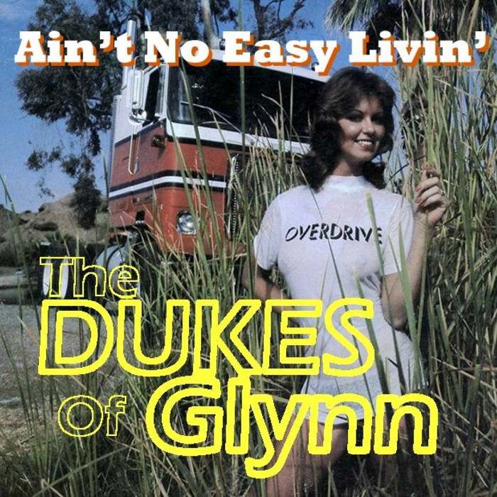 Ain't No Easy Livin' cover art