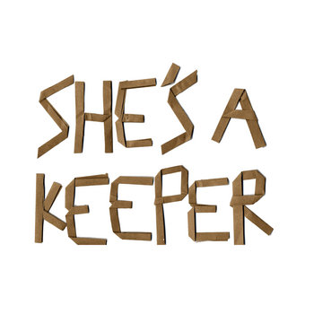 She's A Keeper cover art