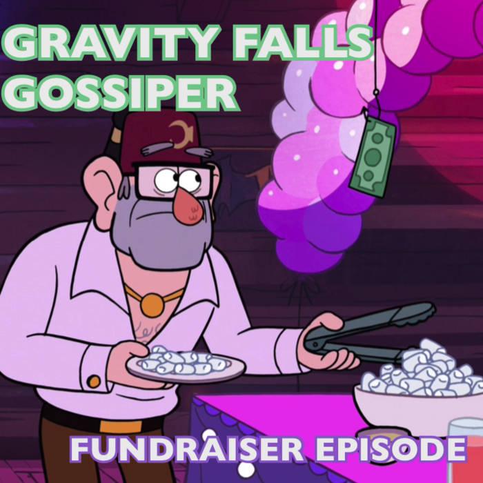 2013 Fundraiser Episode cover art
