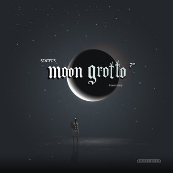 """Sword & Sworcery: Moon Grotto 7"""" cover art"""