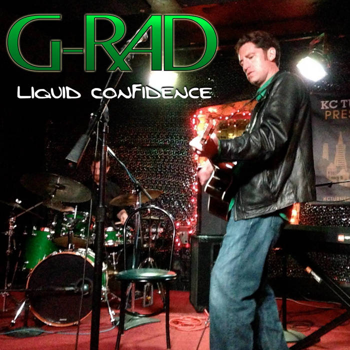 Liquid Confidence cover art