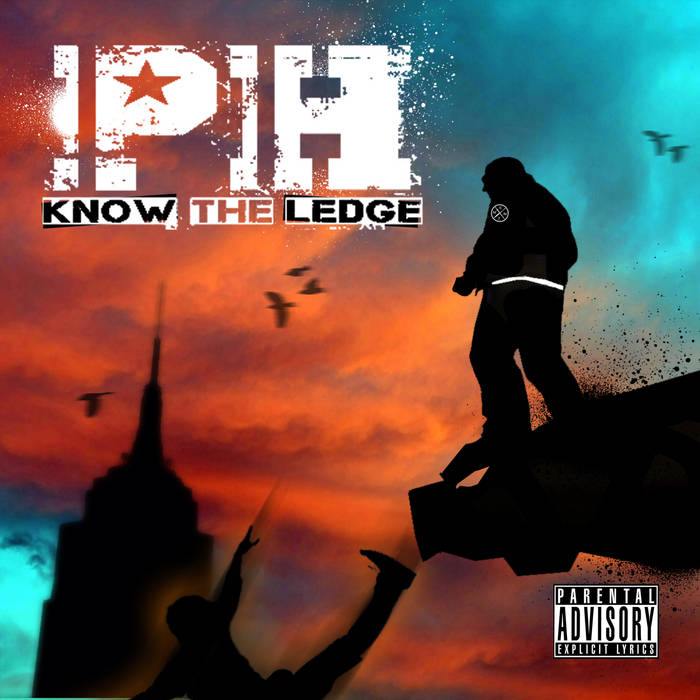 KNOW THE LEDGE cover art