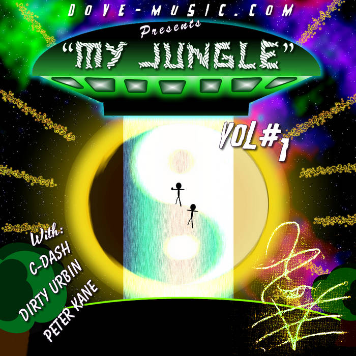 My Jungle cover art