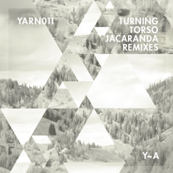 Jacaranda Remixes cover art
