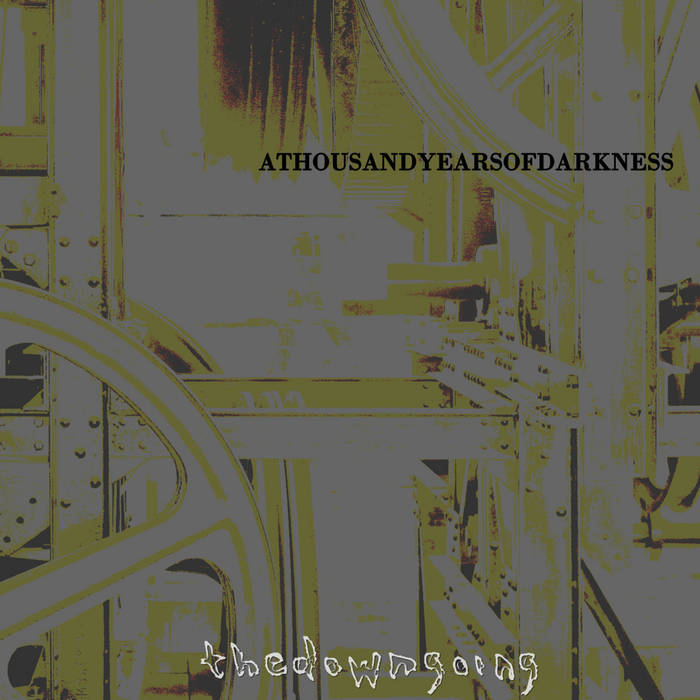 A THOUSAND YEARS OF DARKNESS cover art