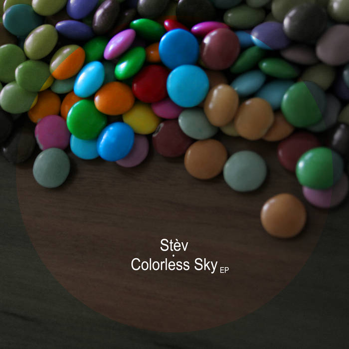 Colorless Sky EP cover art