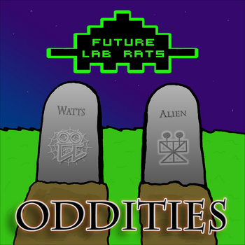 Oddities - 11 cover art