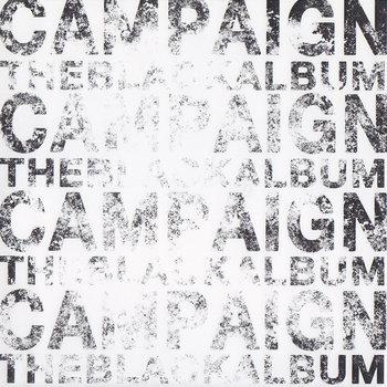 "Campaign ""Black Album"" cover art"