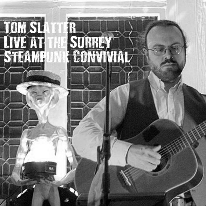 Live at the Surrey Steampunk Convivial cover art